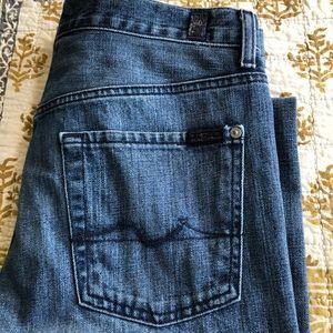7FAMK men's jeans. Size 30. EUC